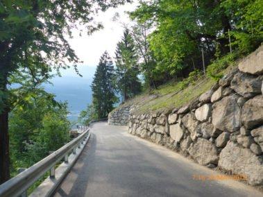 Mauern Raffeinweg