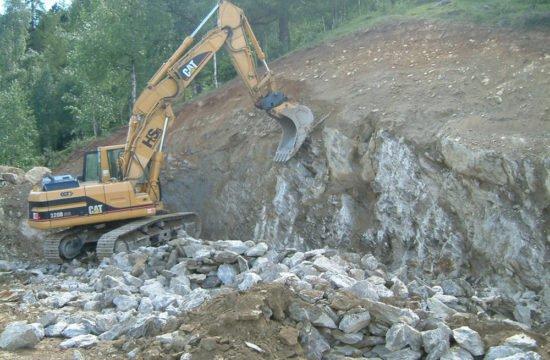 Serbatoio per acqua potabile a Vernurio 2